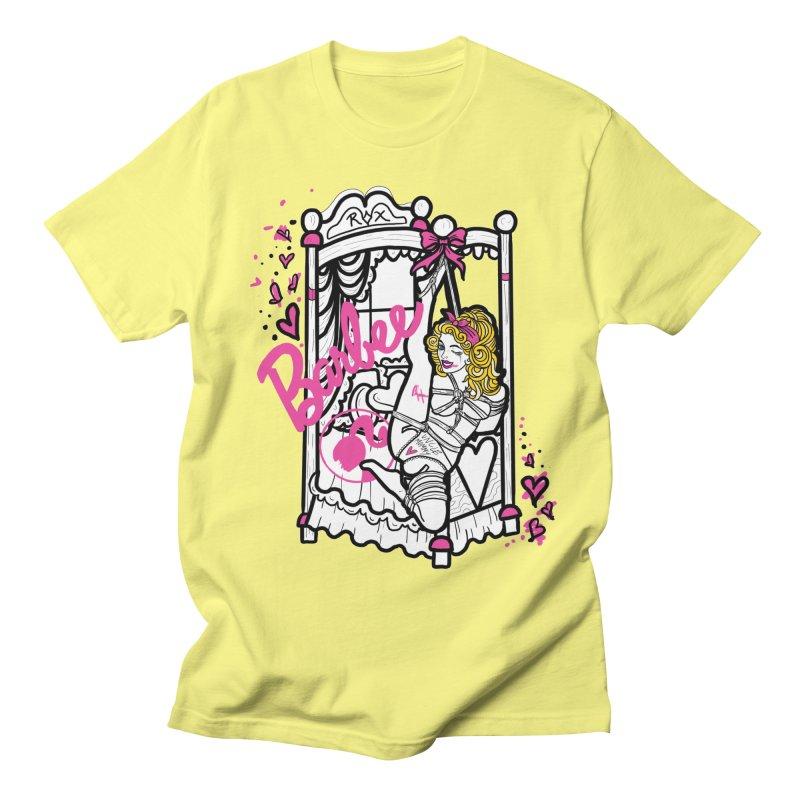 barbee doll Men's Regular T-Shirt by FredRx's Artist Shop