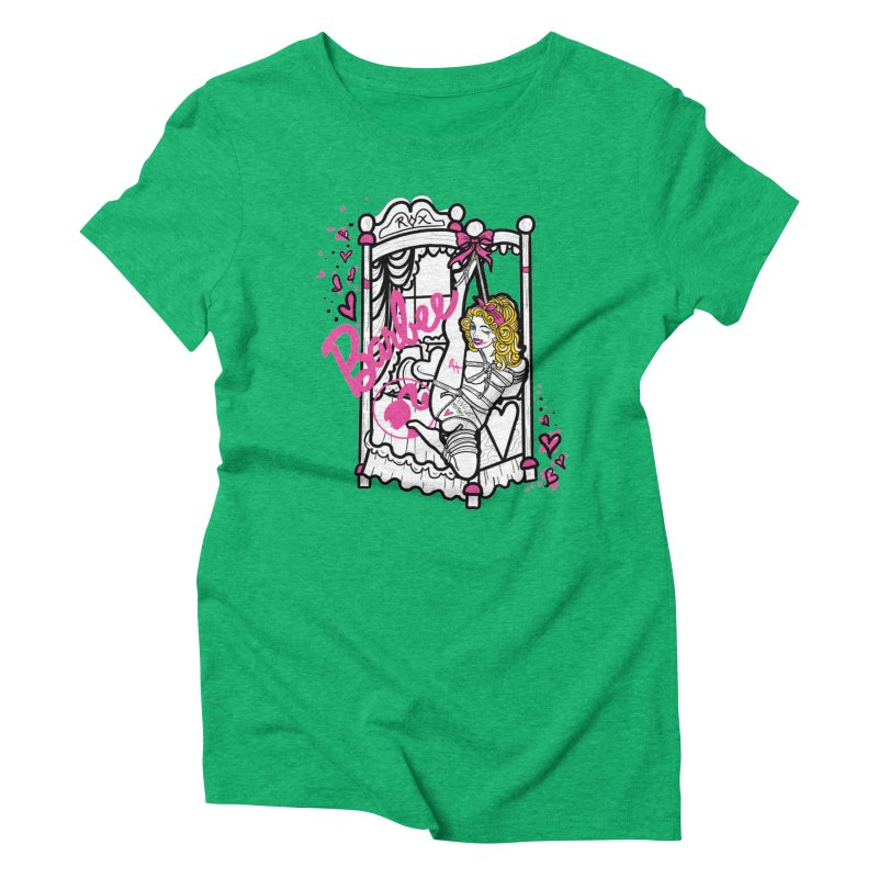 barbee doll Women's T-Shirt by FredRx's Artist Shop