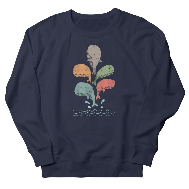 Big Splash Women's Sweatshirt by freeagent08's Artist Shop