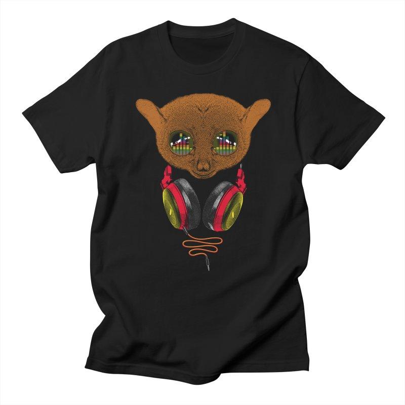 DJ Tarsi Men's T-shirt by freeagent08's Artist Shop