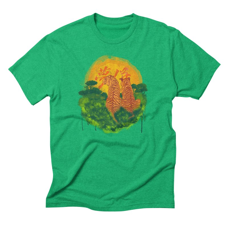 Dreaming Together Men's Triblend T-shirt by freeagent08's Artist Shop