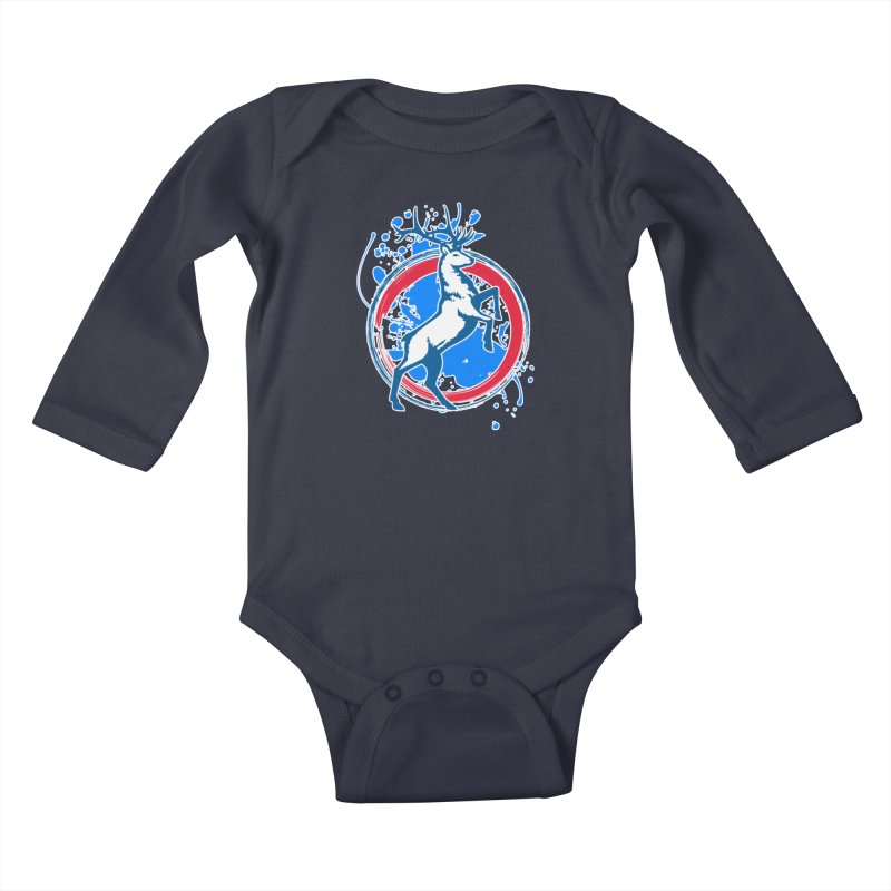 Independence Kids Baby Longsleeve Bodysuit by Freedom Gear