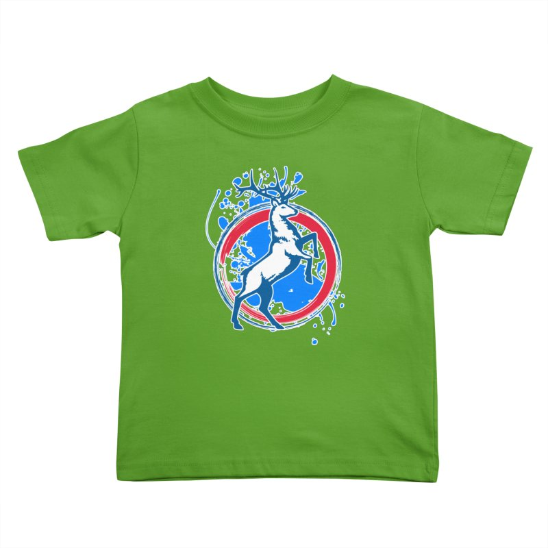 Independence Kids Toddler T-Shirt by Freedom Gear