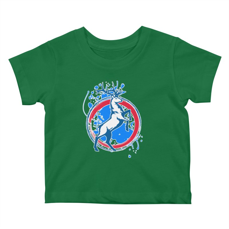 Independence Kids Baby T-Shirt by Freedom Gear