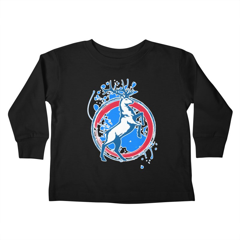 Independence Kids Toddler Longsleeve T-Shirt by Freedom Gear