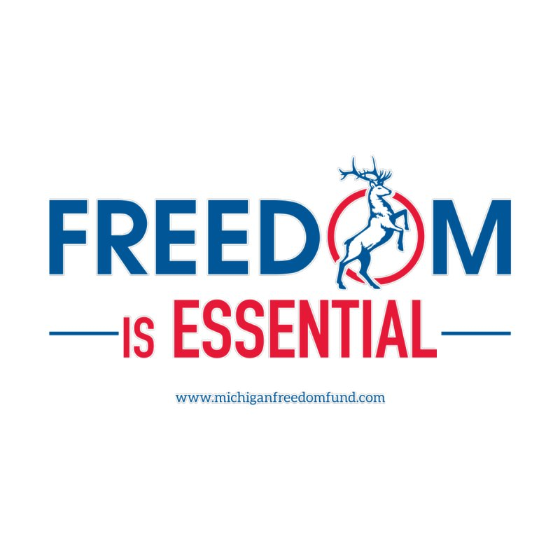 FREEDOM is Essential Accessories Mug by Freedom Gear