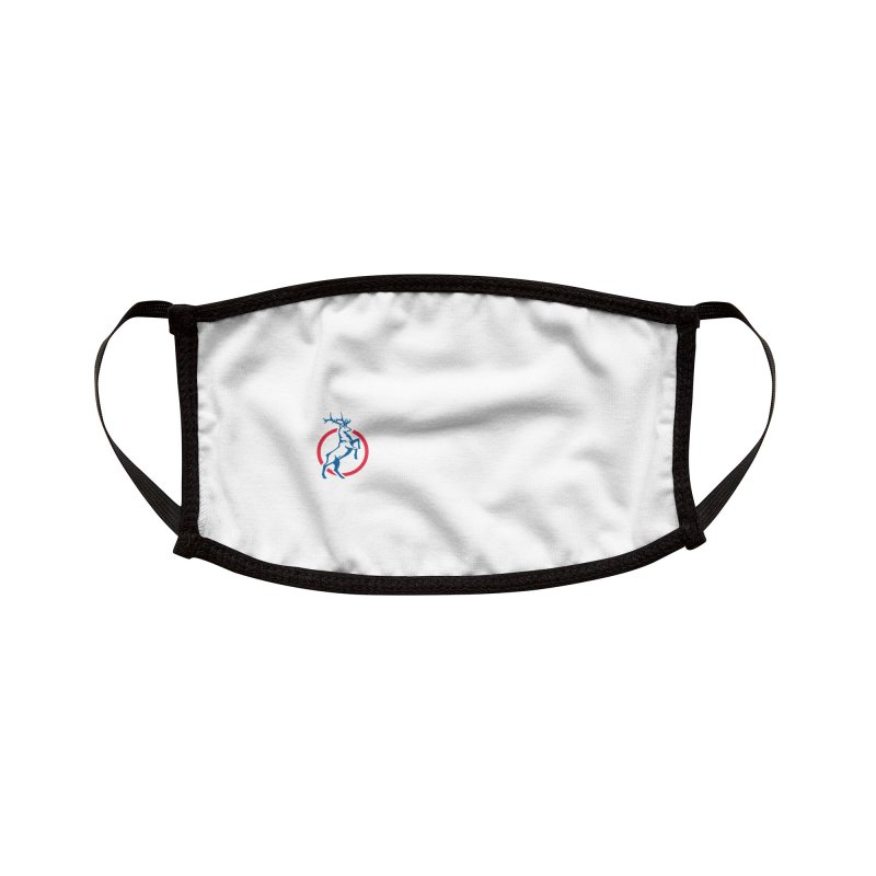 Elk Circle Logo Accessories Face Mask by Freedom Gear