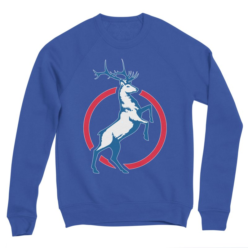 Elk Circle Logo Men's Sweatshirt by Freedom Gear