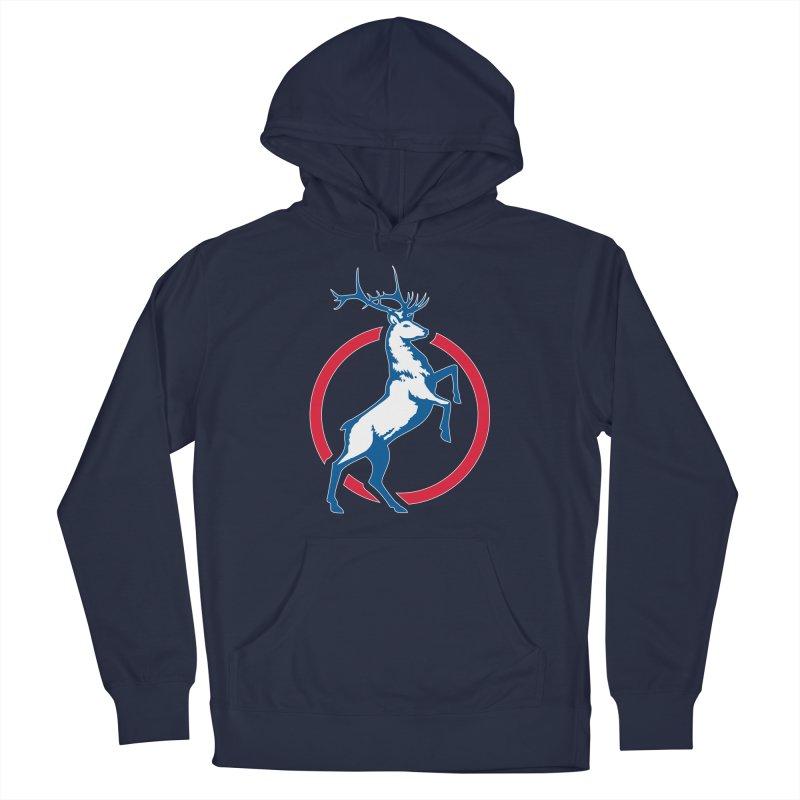 Elk Circle Logo Men's Pullover Hoody by Freedom Gear
