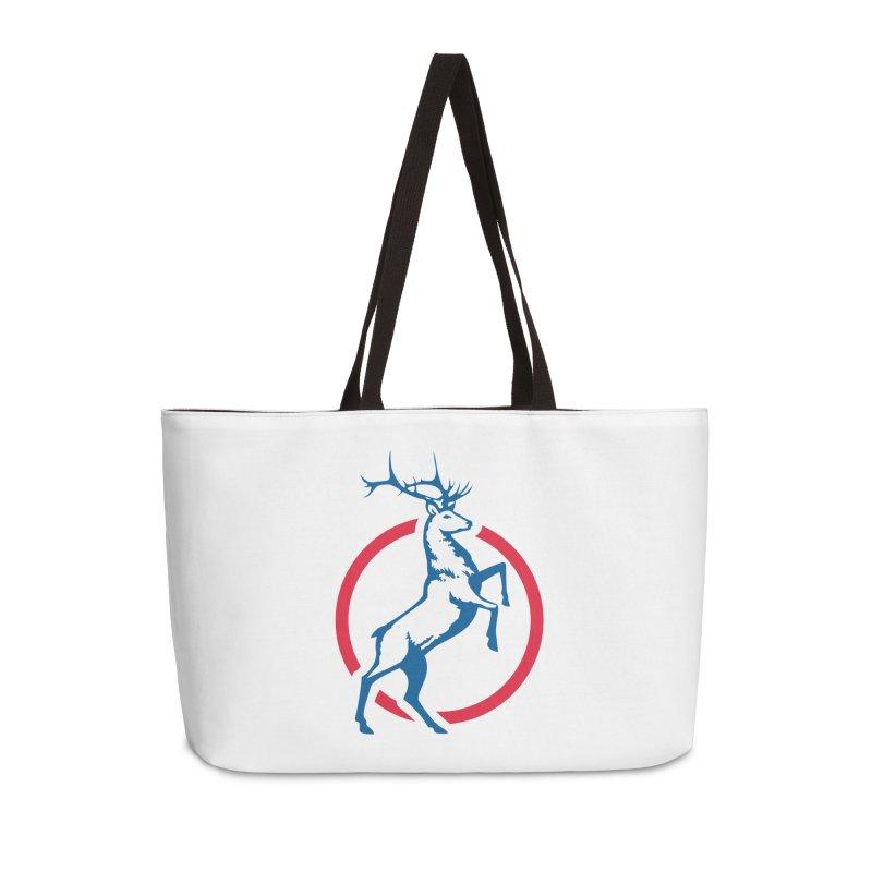 Elk Circle Logo Accessories Bag by Freedom Gear