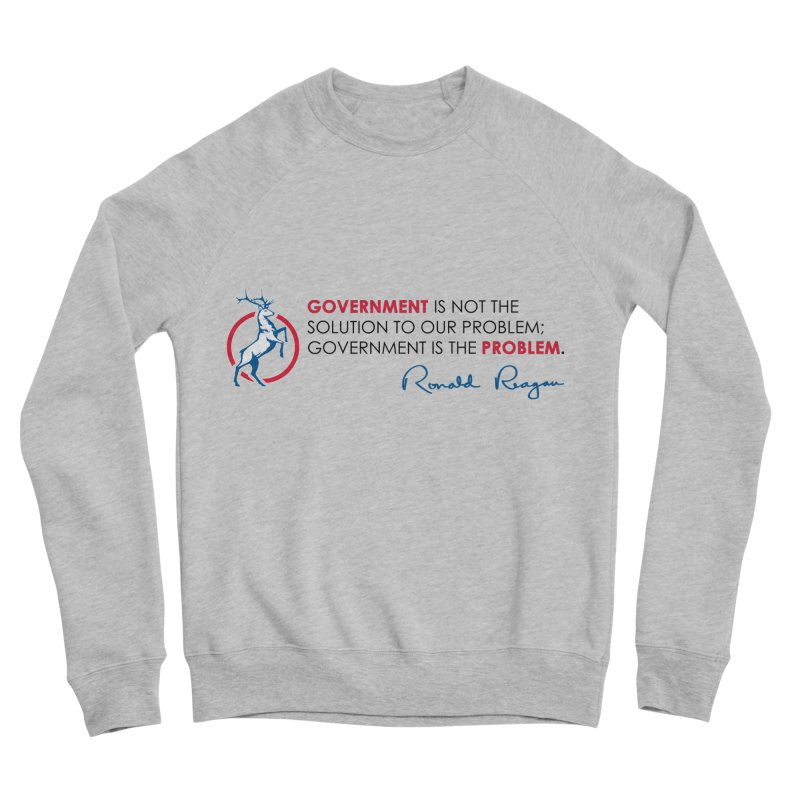 Government Solution Men's Sweatshirt by Freedom Gear
