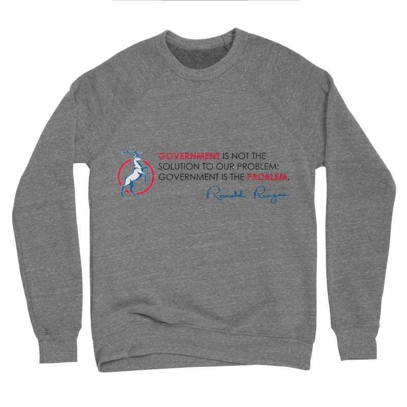 Government Solution Women's Sweatshirt by Freedom Gear