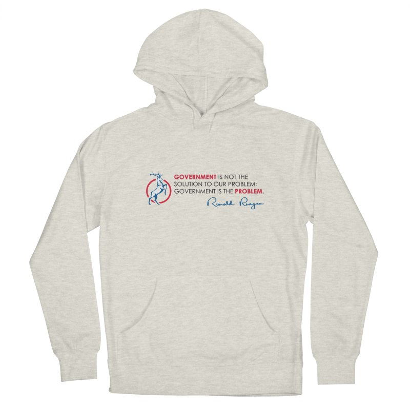 Government Solution Men's Pullover Hoody by Freedom Gear