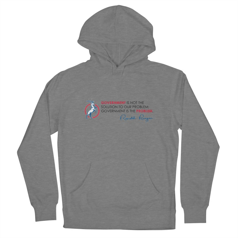 Government Solution Women's Pullover Hoody by Freedom Gear