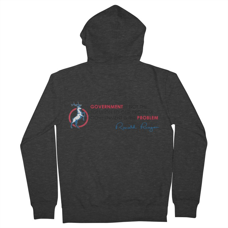 Government Solution Men's Zip-Up Hoody by Freedom Gear