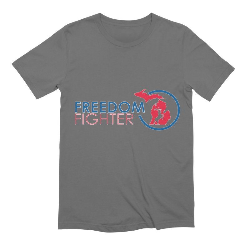 Freedom Fighter Men's T-Shirt by Freedom Gear