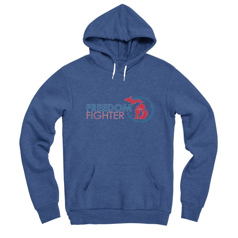 Freedom Fighter Men's Pullover Hoody by Freedom Gear