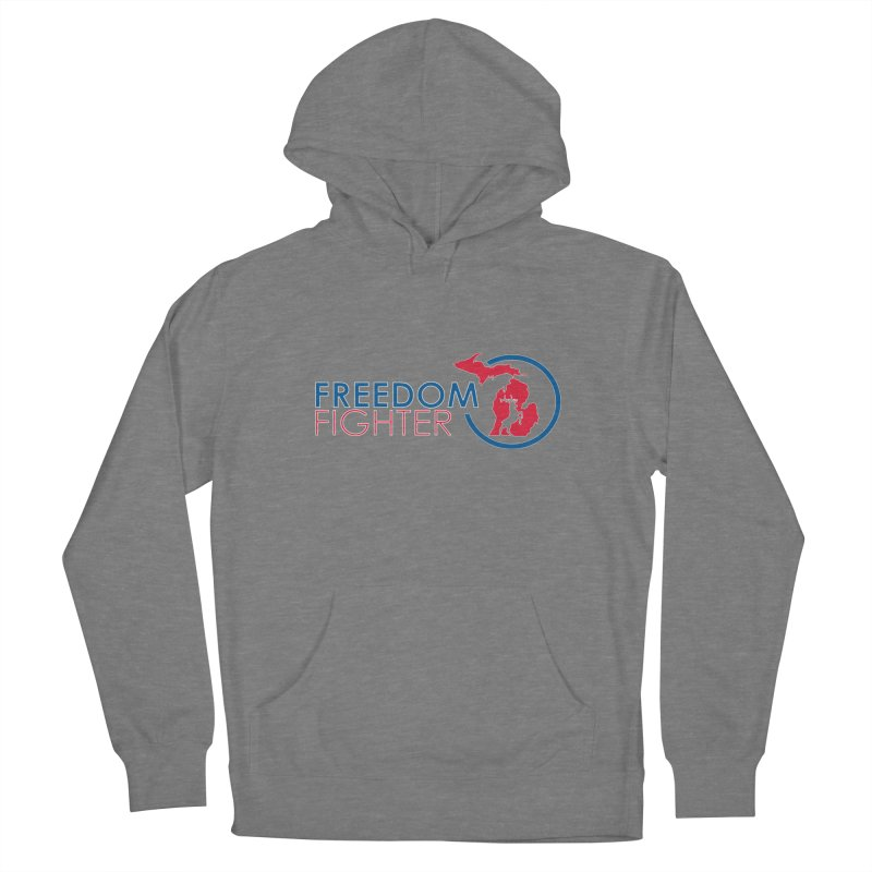 Freedom Fighter Women's Pullover Hoody by Freedom Gear