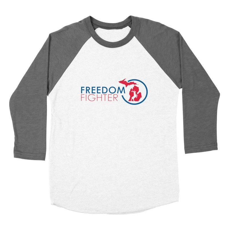 Freedom Fighter Women's Longsleeve T-Shirt by Freedom Gear