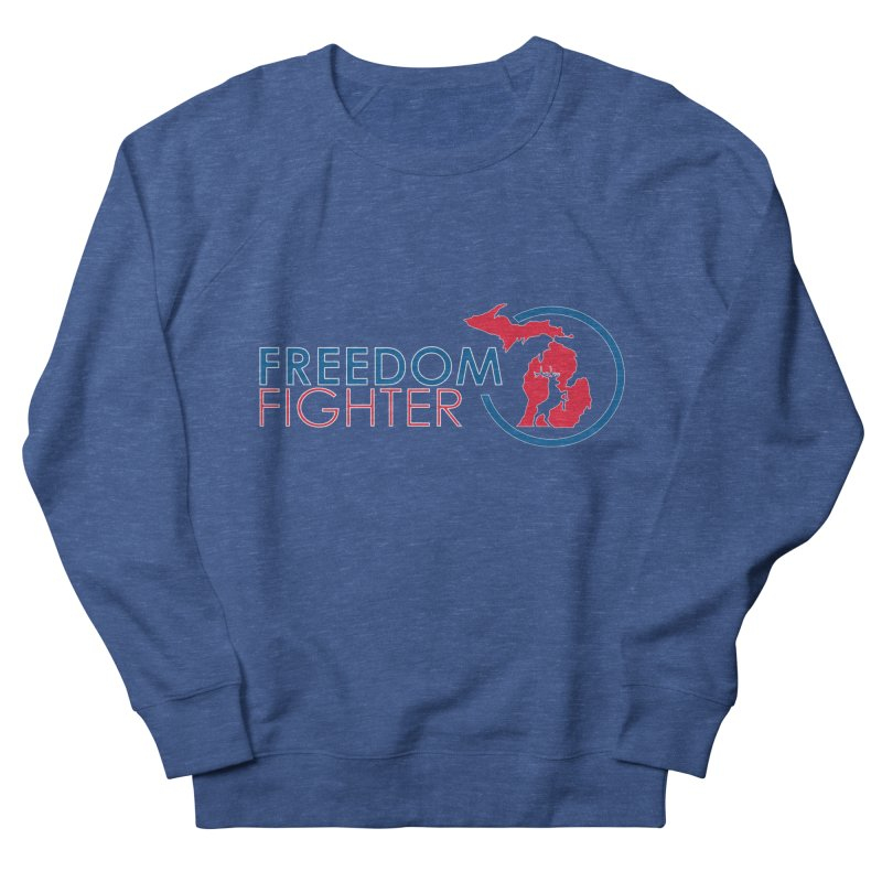 Freedom Fighter Men's Sweatshirt by Freedom Gear