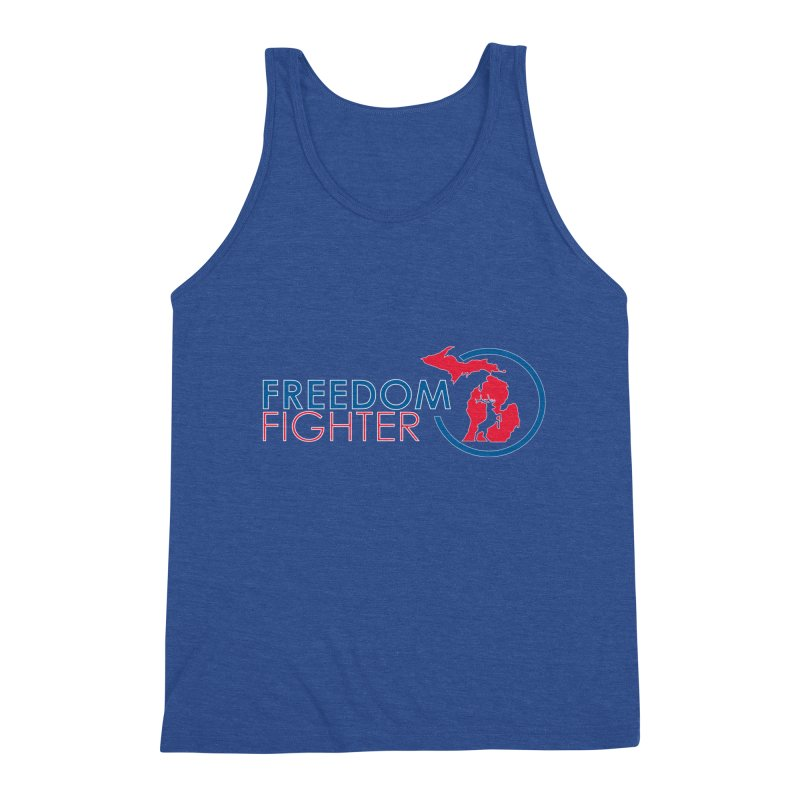 Freedom Fighter Men's Tank by Freedom Gear