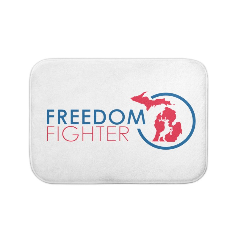 Freedom Fighter Home Bath Mat by Freedom Gear