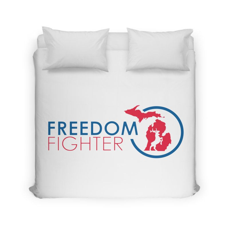Freedom Fighter Home Duvet by Freedom Gear