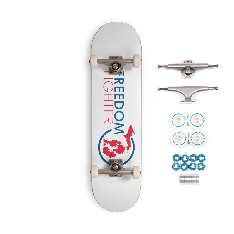 Freedom Fighter Accessories Skateboard by Freedom Gear