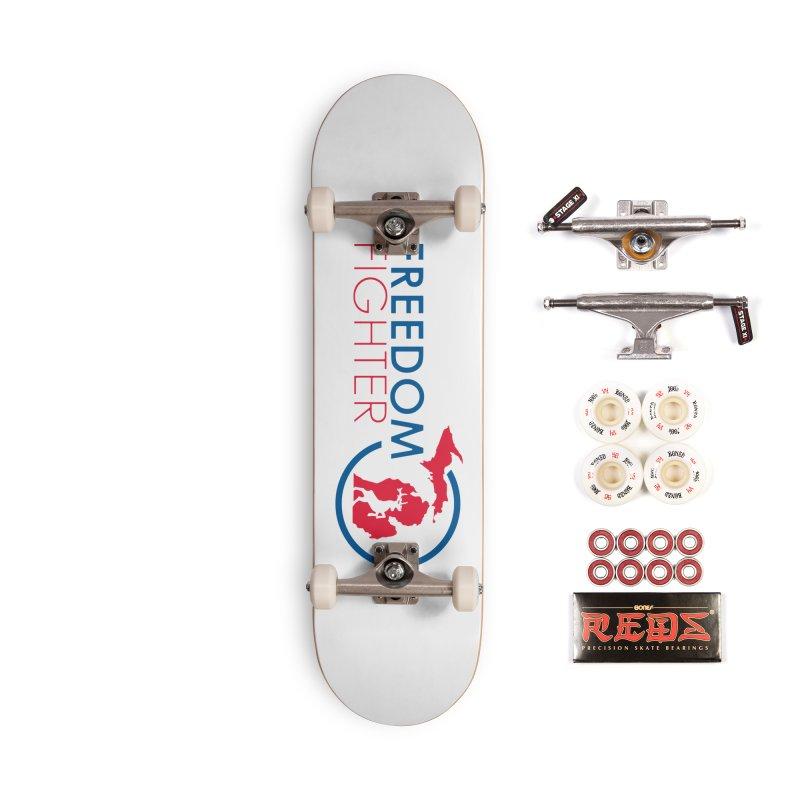 Freedom Fighter Accessories Skateboard by Freedom Gear