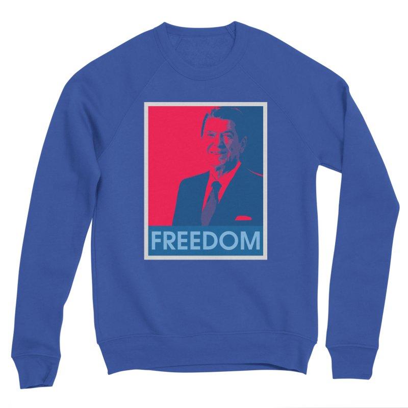 Freedom Reagan Men's Sweatshirt by Freedom Gear