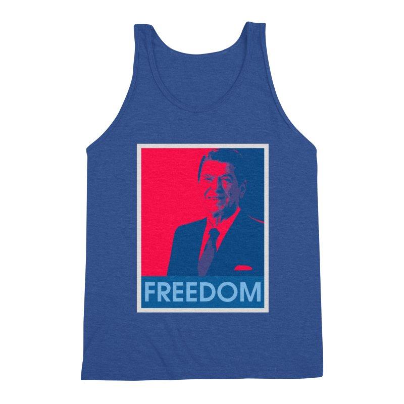 Freedom Reagan Men's Tank by Freedom Gear