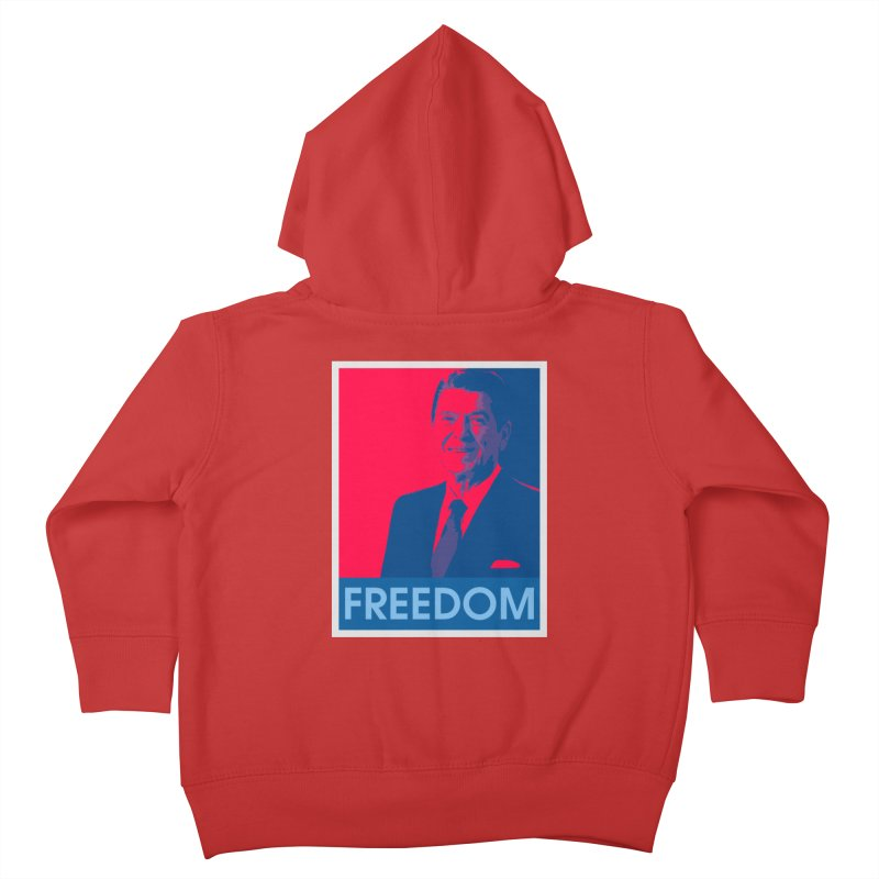 Freedom Reagan Kids Toddler Zip-Up Hoody by Freedom Gear