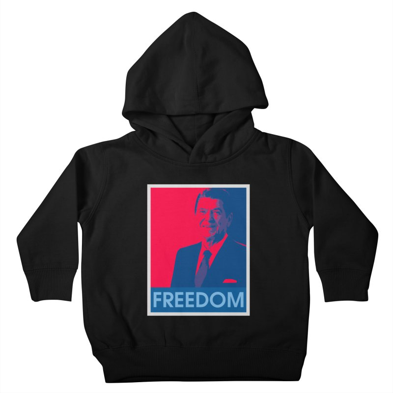 Freedom Reagan Kids Toddler Pullover Hoody by Freedom Gear