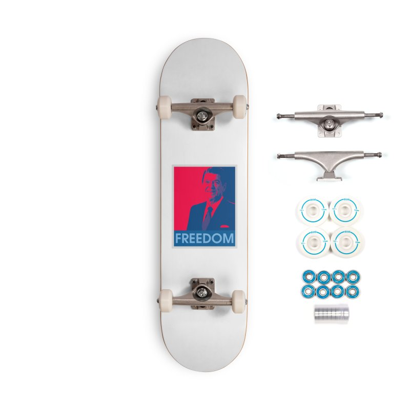 Freedom Reagan Accessories Skateboard by Freedom Gear