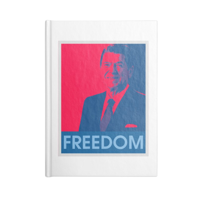 Freedom Reagan Accessories Notebook by Freedom Gear
