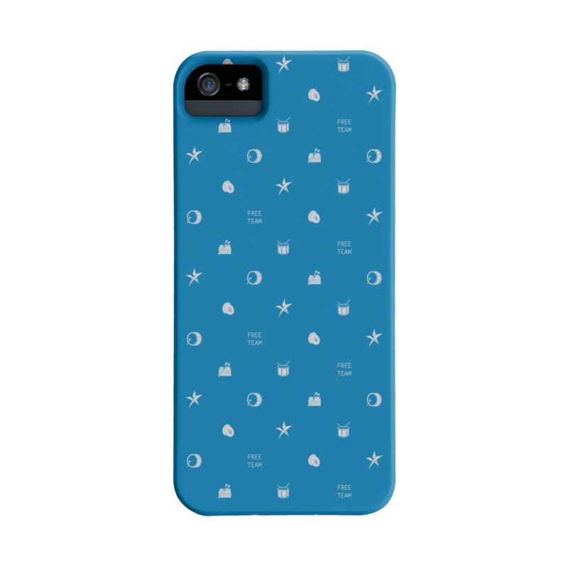 FreeTeam Tiles Accessories Phone Case by Freedom Percussion Shop