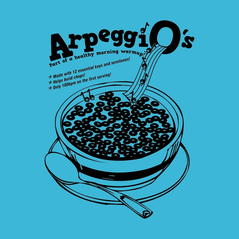 Apreggi O's Men's T-Shirt by Freedom Percussion Shop