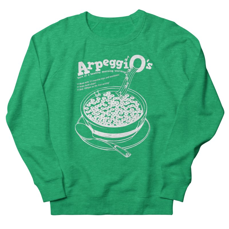 Apreggi O's Women's Sweatshirt by Freedom Percussion Shop
