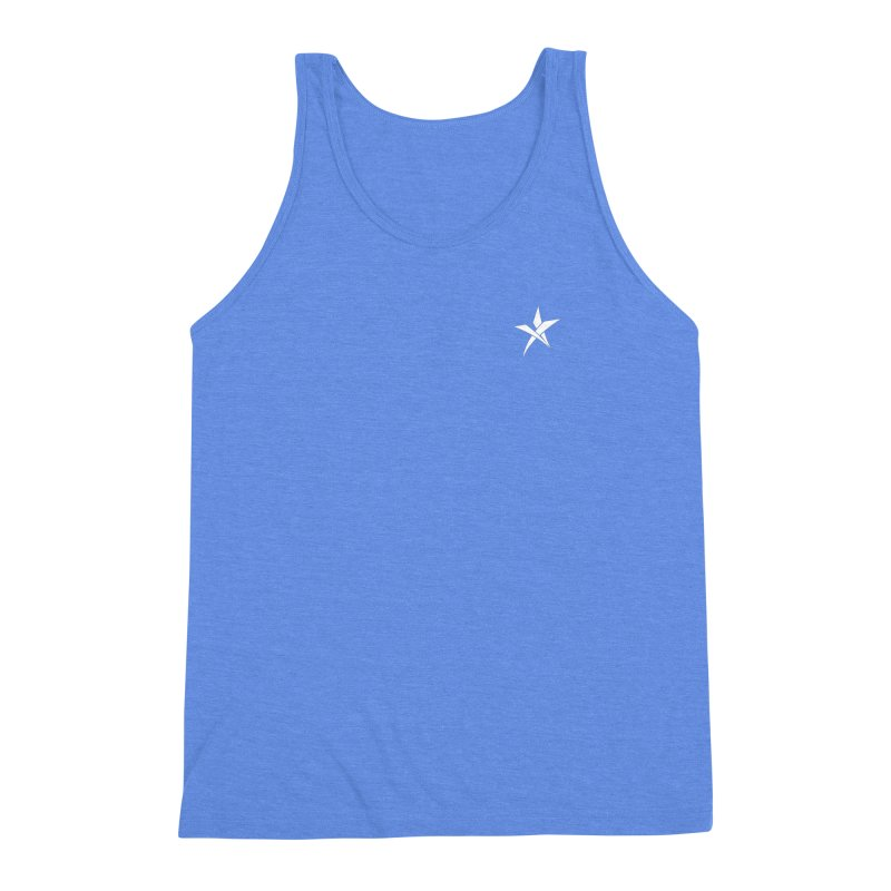 Freedom Logo Mark Men's Triblend Tank by Freedom Percussion Shop