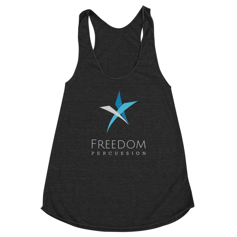 Freedom Logo Women's Tank by Freedom Percussion Shop