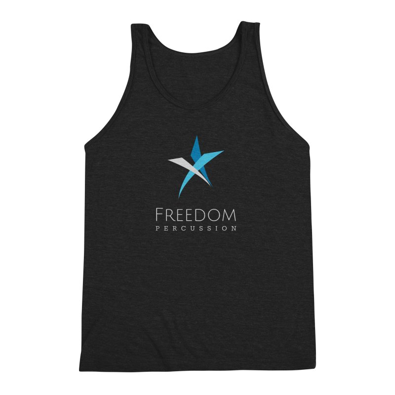 Freedom Logo Men's Tank by Freedom Percussion Shop