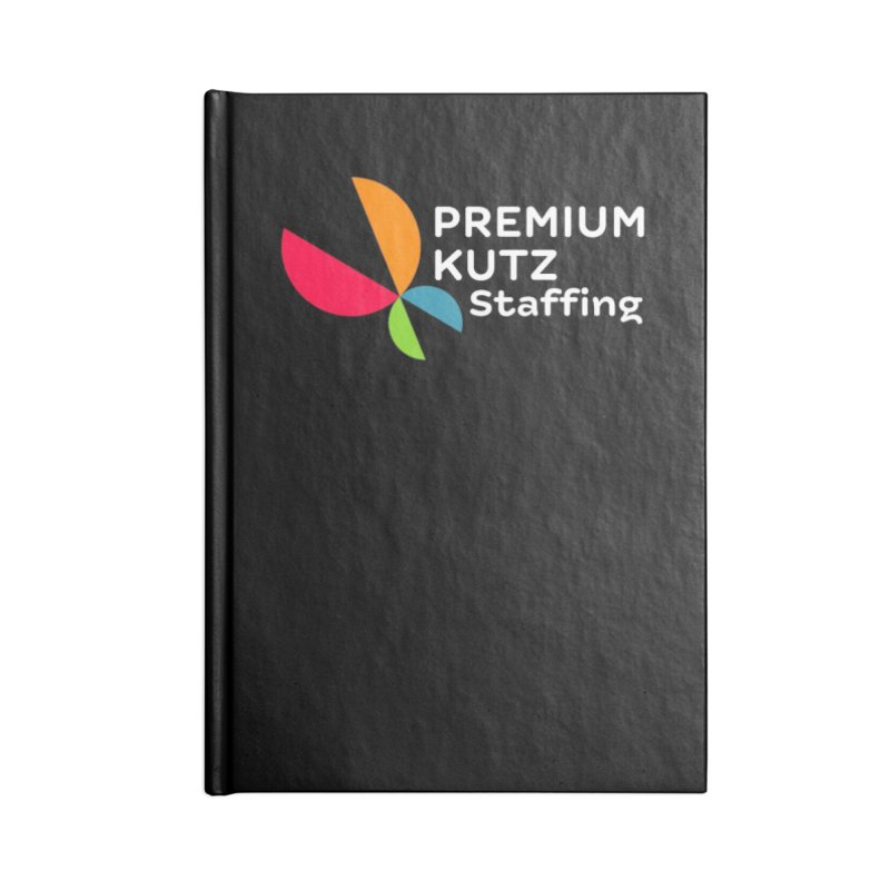PremiumKutz Accessories Notebook by In this great future, you can't forget your past.