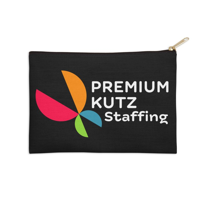 PremiumKutz Accessories Zip Pouch by In this great future, you can't forget your past.