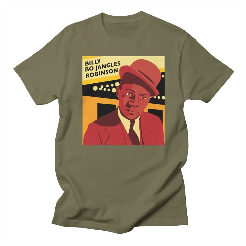 Bo Jangles Women's Regular Unisex T-Shirt by In this great future, you can't forget your past.