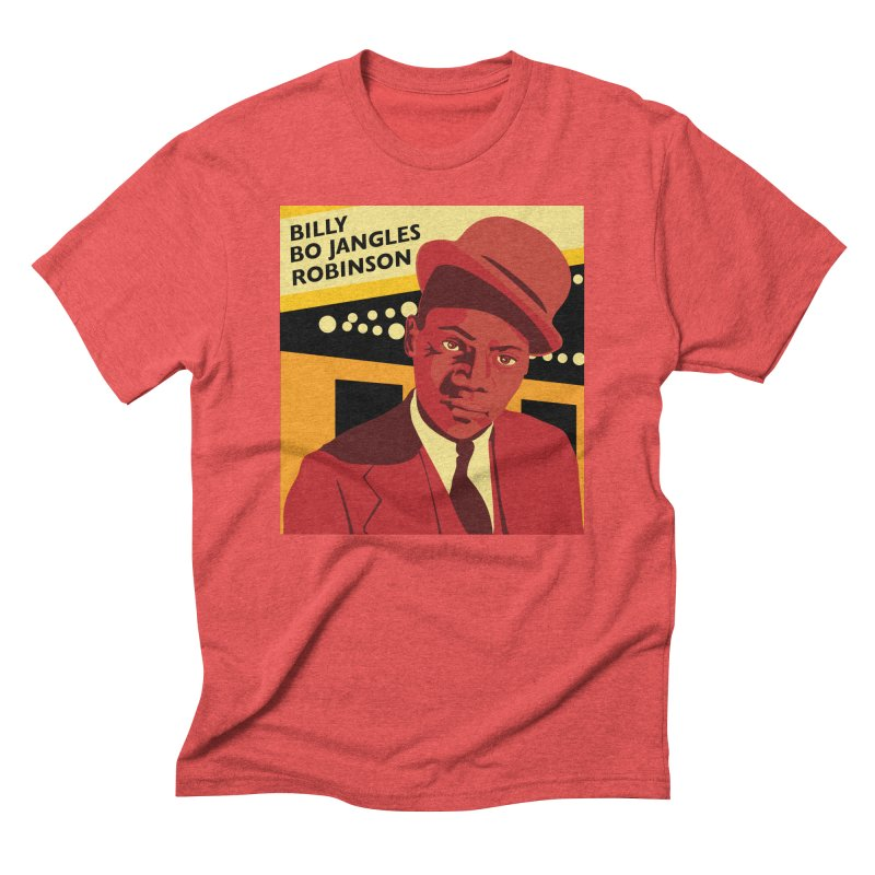 Bo Jangles Men's Triblend T-Shirt by In this great future, you can't forget your past.