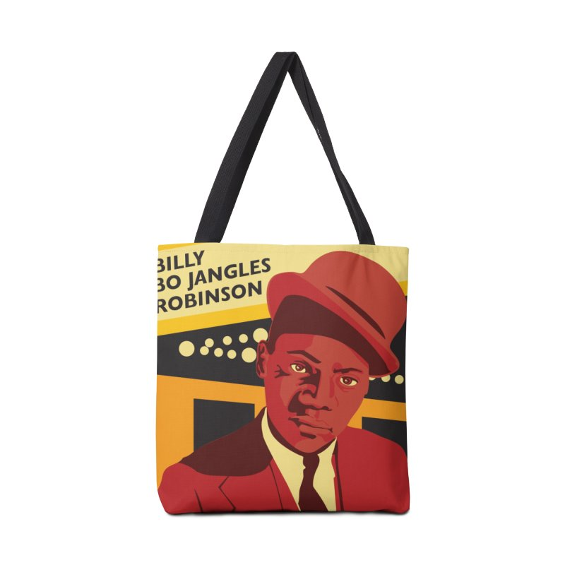 Bo Jangles Accessories Tote Bag Bag by In this great future, you can't forget your past.