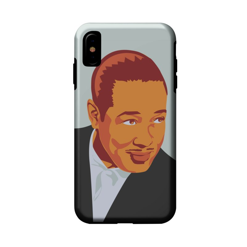 Duke Ellington Accessories Phone Case by In this great future, you can't forget your past.