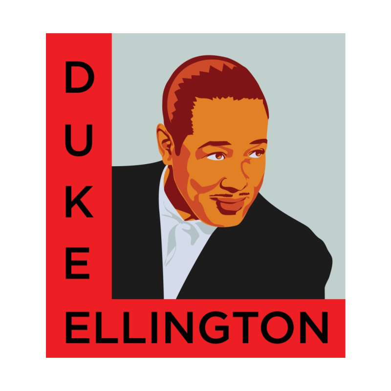 Duke Ellington Kids Pullover Hoody by In this great future, you can't forget your past.