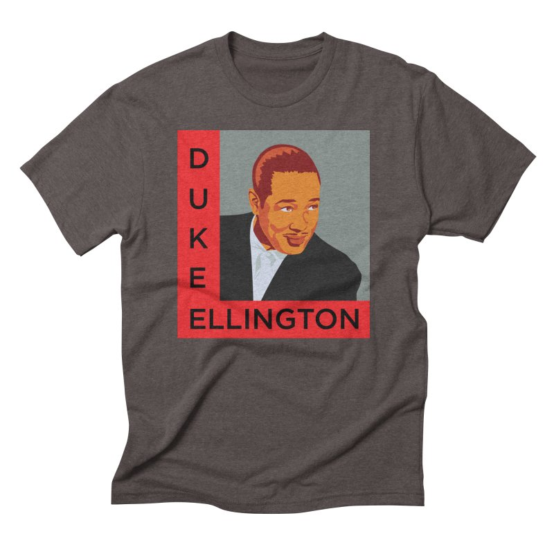 Duke Ellington Men's T-Shirt by In this great future, you can't forget your past.