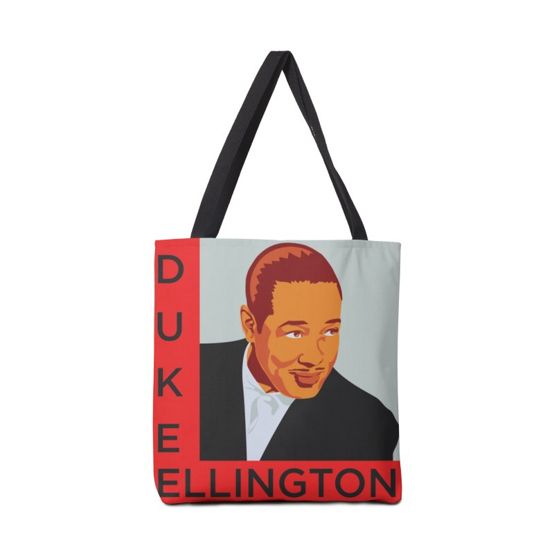 Duke Ellington Accessories Tote Bag Bag by In this great future, you can't forget your past.